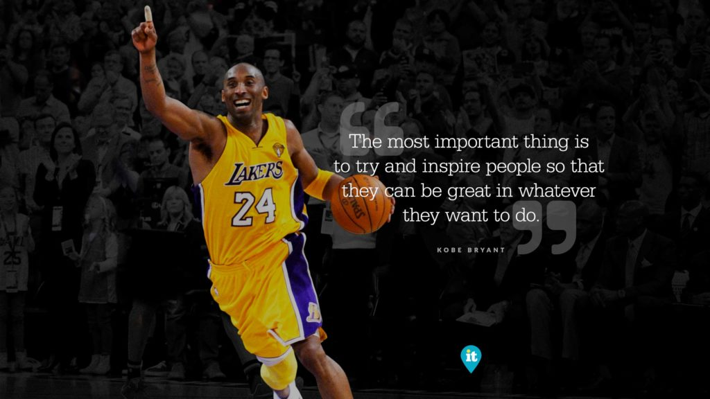 February 2020: Kobe Bryant